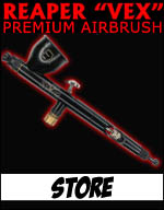 Airbrushes - Reaper Miniatures