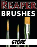 Master Series Paints - Brushes