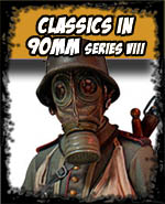 Classics in 90mm - Andrea Miniatures