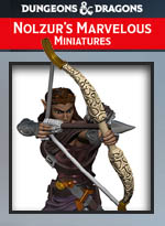 D&D Nolzurs Marvelous Miniatures