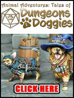 Dungeons & Doggies!