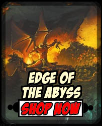 Edge of the Abyss - Kings of War