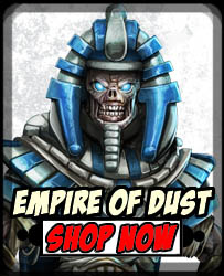 Empire of Dust - Kings of War