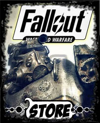 Fallout: Wasteland Warfare - Modiphius Ent