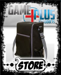 GamePlus - Figure Storage Bags and Trays