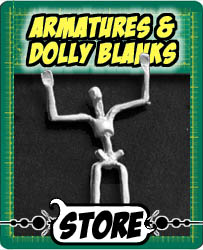 Armatures & Dolly Blanks - Hobby Tools