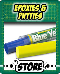 Epoxies & Putties - Hobby Tools