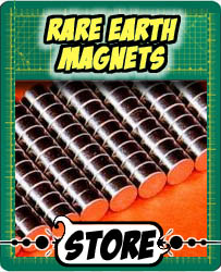 Rare Earth Magnets - Hobby Tools