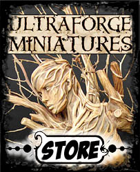 Ultraforge Miniatures - Large Resin Creatures