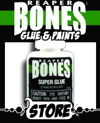 Bones Glue & Paints