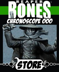Chronoscope Bones 000 Series