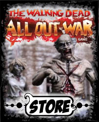 The Walking Dead: All Out War - Mantic Games