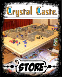 BattleTop - Crystal Caste
