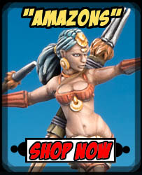 Amazons - Freebooters Fate