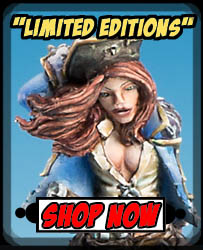 Limited Editions - Freebooter