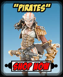 Pirates - Freebooters Fate