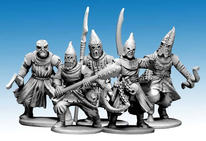 Cultists Box Set Frostgrave