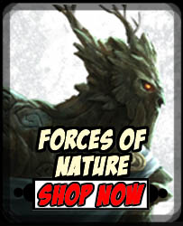 Forces of Nature - Kings of War