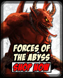 Forces of the Abyss - Kings of War