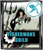 Fishermans - Guild Ball