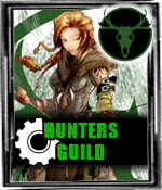 Hunters - Guild Ball