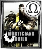 Morticians - Guild Ball
