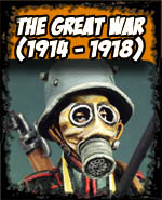 The Great War (1914 - 1918) 54mm - Andrea Miniatures