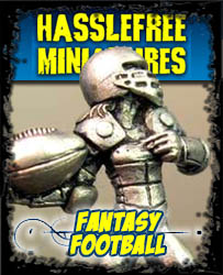 Fantasy Football - Hasslefree Miniatures