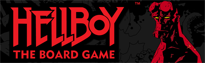 Hellboy: The Board Game Store