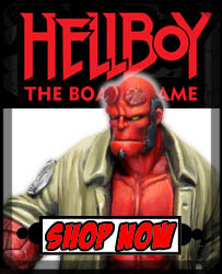 Hellboy: The Board Game Store - Mantic Games