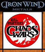 Chaos Wars - Iron Wind Metals