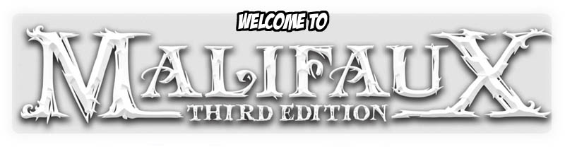 Malifaux Third Edition Store
