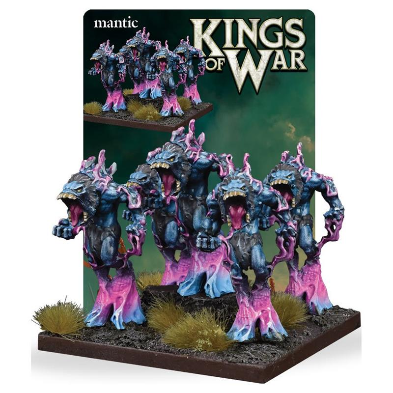 Nightstalker Horror Riftweavers Box Set - Kings Of War 3rd Ed