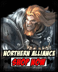 Northern Alliance - Kings of War