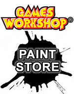 Games Workshop Paint Store