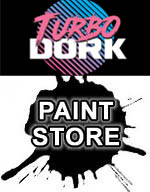 Turbo Dork Paint Store
