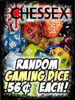 Chessex Random Dice!