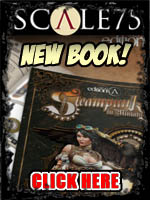 Steampunk in Miniatures Painting Book!