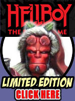 Hellboy: The Board Game Store!