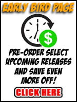 Early Bird Pre-Orders!