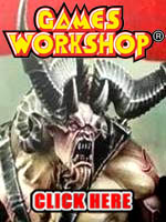 Games Workshop Store!