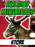 Holiday Miniatures Store!