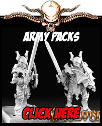 Army Packs!