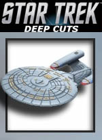 Star Trek Deep Cuts Unpainted Miniatures