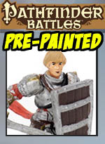 Pathfinder Battles Pre-Painted Miniatures