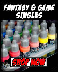 Fantasy & Game Singles - Scale75 Paints