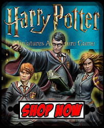 Harry Potter Miniatures Game Store