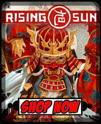 Rising Sun Board Game