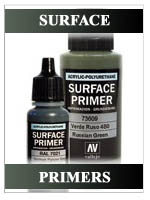 Surface Primers - Vallejo