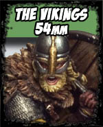 The Vikings 54mm - Andrea Miniatures